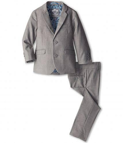 送料無料 アパマンキッズ Appaman Kids 男の子用 ファッション 子供服 スーツ Two Piece Lined Classic Mod Suit (Toddler/Little Kids/Big Kids) - Mist