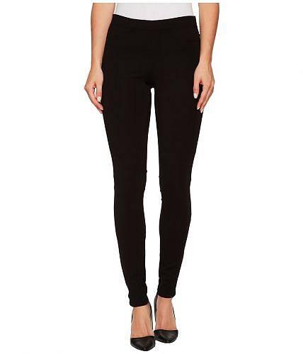 送料無料 ヒュー HUE レディース 女性用 ファッション パンツ ズボン Ponte Double-Knit Leggings - Black