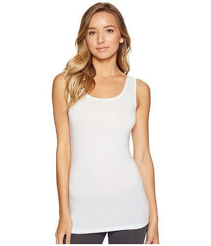 送料無料 ハンロ Hanro レディース 女性用 ファッション トップス シャツ Soft Touch Tank Top - White