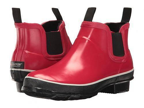 送料無料 バフィン Baffin レディース 女性用 シューズ 靴 ブーツ レインブーツ Pond - Red