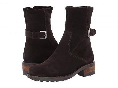 送料無料 ラカナディアン La Canadienne レディース 女性用 シューズ 靴 ブーツ アンクルブーツ ショート Camilla - Brown Oiled Suede
