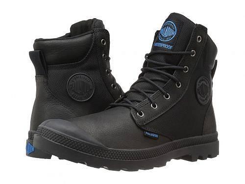 送料無料 パラディウム Palladium シューズ 靴 ブーツ Pampa Sport Cuff WPN - Black