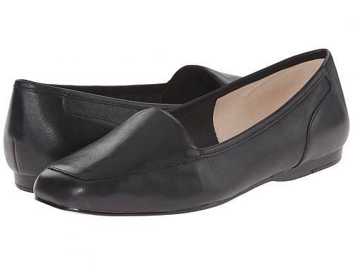 送料無料 バンドーリノ Bandolino レディース 女性用 シューズ 靴 ローファー ボートシューズ Liberty - Black Leather