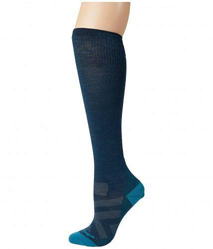 送料無料 ダーンタフバーモント Darn Tough Vermont レディース 女性用 ファッション ソックス 靴下 RFL OTC Ultra-Lightweight - Dark Teal
