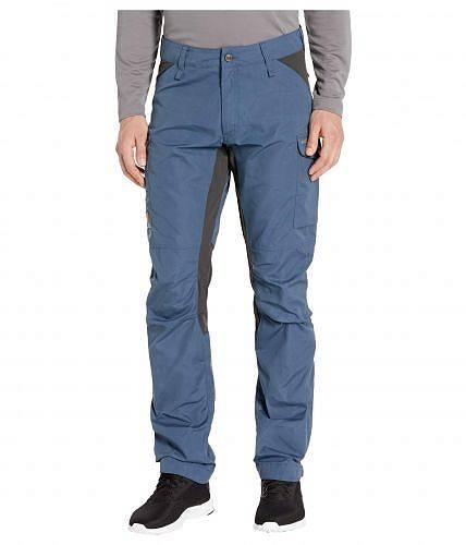 フェールラーベン Fjallraven メンズ 男性用 ファッション パンツ ズボン Kaipak Trousers - Uncle Blue/Dark Grey