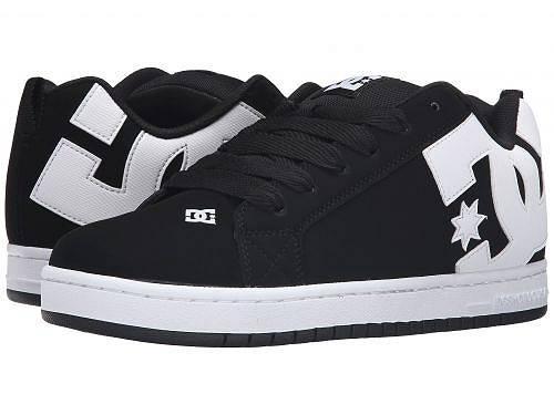 送料無料 ディーシー DC メンズ 男性用 シューズ 靴 スニーカー 運動靴 Court Graffik - Black