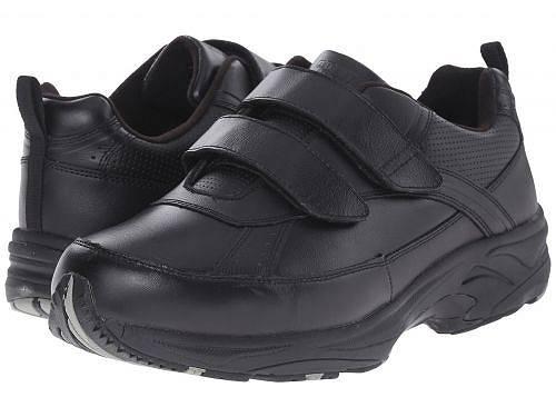 送料無料 ドリュー Drew メンズ 男性用 シューズ 靴 スニーカー 運動靴 Jimmy - Black Leather