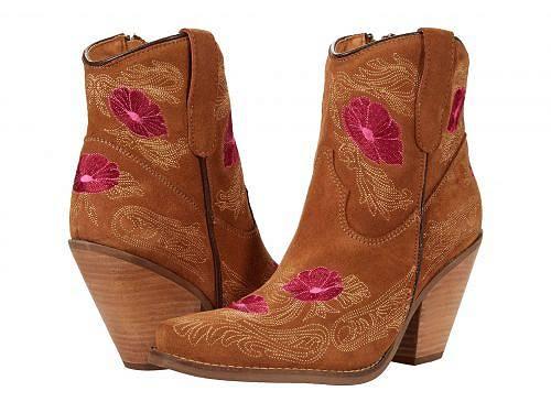 激安通販 日本未発売 セール品 海外ブランドの靴 スニーカー バッグ 子供服 鞄 水着など取り扱い多数 プレゼントやお祝いにも 送料無料 ディンゴ 女性用 Tan Tootsie シューズ レディース Dingo 靴 - ウエスタンブーツ 在庫限り ブーツ