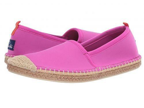 送料無料 Sea Star Beachwear レディース 女性用 シューズ 靴 ローファー ボートシューズ Beachcomber Espadrille Water Shoe - Hot Pink