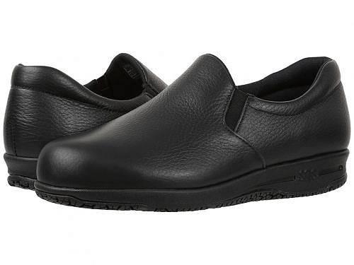 送料無料 サス SAS レディース 女性用 シューズ 靴 ローファー ボートシューズ Patriot Non-Slip - Black