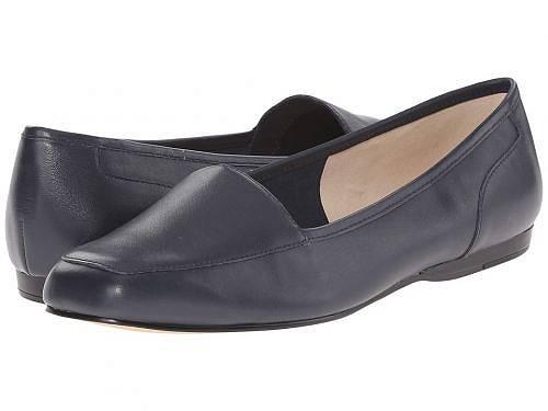 送料無料 バンドーリノ Bandolino レディース 女性用 シューズ 靴 ローファー ボートシューズ Liberty - Navy Leather