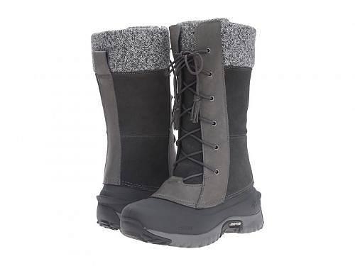 送料無料 バフィン Baffin レディース 女性用 シューズ 靴 ブーツ スノーブーツ Dana - Charcoal