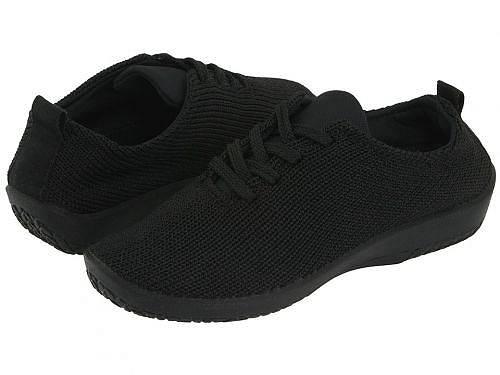 送料無料 アルコペディコ Arcopedico レディース 女性用 シューズ 靴 スニーカー 運動靴 LS - Black