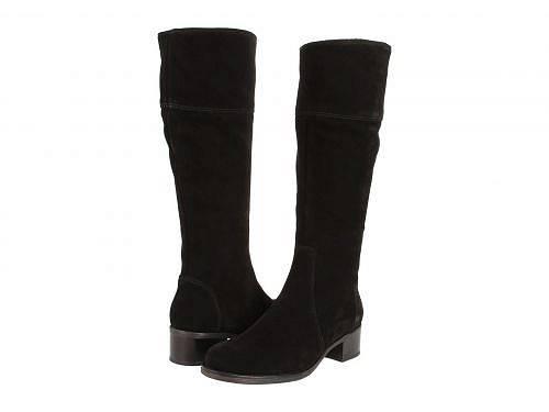 送料無料 ラカナディアン La Canadienne レディース 女性用 シューズ 靴 ブーツ ロングブーツ Passion - Black Suede