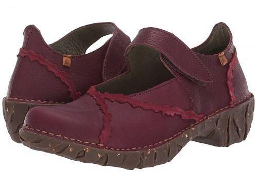 エルナチュラリスタ El Naturalista レディース 女性用 シューズ 靴 ローファー ボートシューズ Yggdrasil NG60 - Rioja