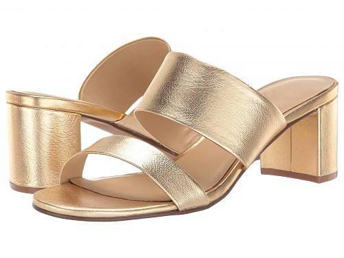 42 GOLD レディース 女性用 シューズ 靴 ヒール Liya - Gold Metallic
