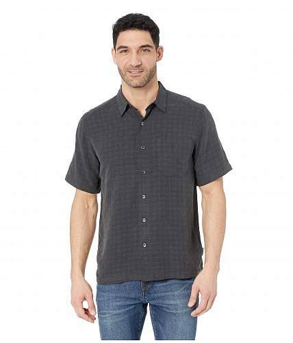 送料無料 ロイヤルロビンズ Royal Robbins メンズ 男性用 ファッション ボタンシャツ San Juan S/S - Obsidian 1