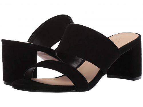 42 GOLD レディース 女性用 シューズ 靴 ヒール Liya - Black Suede
