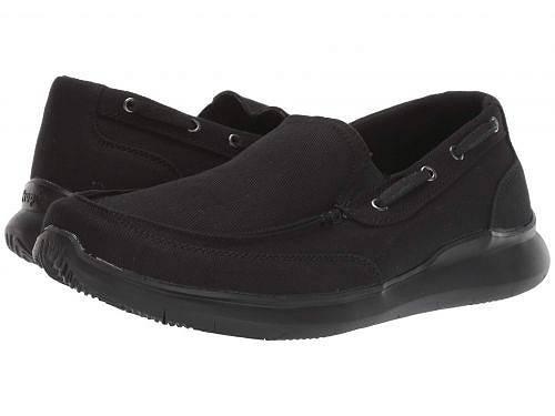 送料無料 プロペット Prop?t メンズ 男性用 シューズ 靴 ボートシューズ Viasol - Black