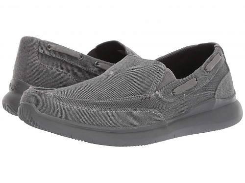 送料無料 プロペット Prop?t メンズ 男性用 シューズ 靴 ボートシューズ Viasol - Grey