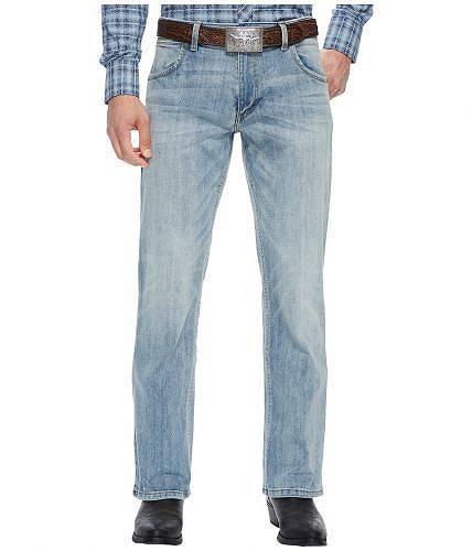 送料無料 ラングラー Wrangler メンズ 男性用 ファッション ジーンズ デニム Retro Slim Boot - Bearcreek