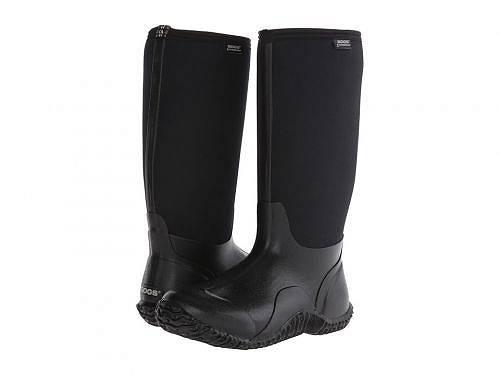送料無料 ボグス Bogs レディース 女性用 シューズ 靴 ブーツ レインブーツ Classic High - Black