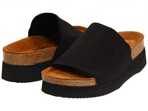 送料無料 ナオト Naot レディース 女性用 シューズ 靴 サンダル Tampa - Black Stretch