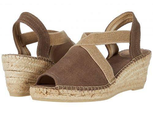 トニーポンズ Toni Pons レディース 女性用 シューズ 靴 ヒール Breda-V - Brown