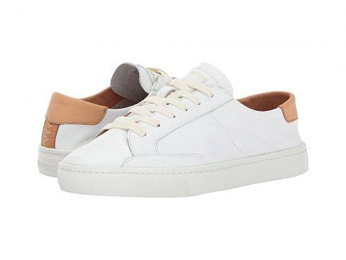 送料無料 ソルドス Soludos レディース 女性用 シューズ 靴 スニーカー 運動靴 Ibiza Classic Lace-Up - White