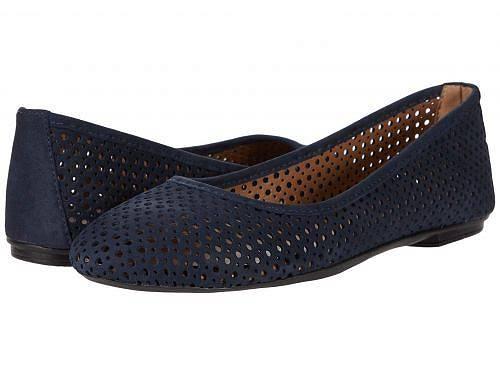 フレンチソール French Sole レディース 女性用 シューズ 靴 フラット League - Navy Nubuk