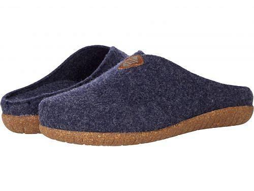 日本未発売 セール品 海外ブランドの靴 スニーカー バッグ 子供服 鞄 特別セール品 水着など取り扱い多数 プレゼントやお祝いにも 送料無料 タオス taos - スリッパ シューズ Wool お買い得品 女性用 Footwear 靴 My レディース Navy Sweet