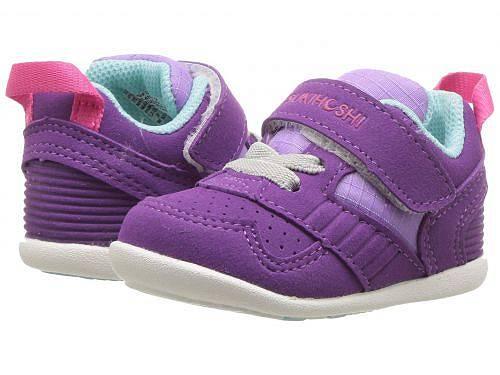 送料無料 Tsukihoshi Kids ツキホシ 女の子用 キッズシューズ 子供靴 スニーカー 運動靴 Tsukihoshi Kids ツキホシ Racer (Infant/Toddler) - Purple/Lavender