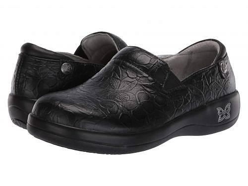 アレグリア Alegria レディース 女性用 シューズ 靴 クロッグ ミュール Keli - Flutter Black