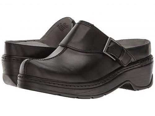 送料無料 クロッグス Klogs Footwear レディース 女性用 シューズ 靴 クロッグ ミュール Austin - Black Smooth