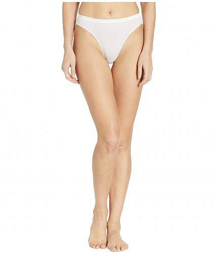 ハンロ Hanro レディース 女性用 ファッション 下着 ショーツ Cotton Sensation Bikini - White