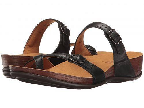 送料無料 サス SAS レディース 女性用 シューズ 靴 サンダル Shelly - Black