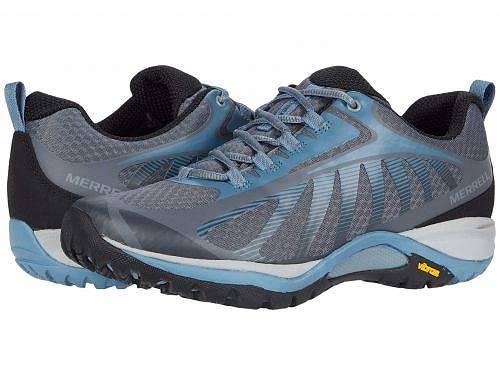 メレル Merrell レディース 女性用 シューズ 靴 スニーカー 運動靴 Siren Edge 3 Waterproof - Rock/Bluestone