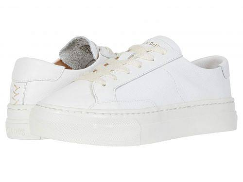 送料無料 ソルドス Soludos レディース 女性用 シューズ 靴 スニーカー 運動靴 Ibiza Platform Sneaker - White