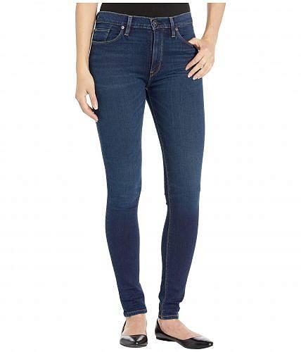 送料無料 ハドソン ジーンズ Hudson Jeans レディース 女性用 ファッション ジーンズ デニム Barbara High-Waist Super Skinny in Requiem - Requiem