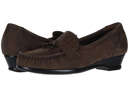 送料無料 SAS サス レディース 女性用 シューズ 靴 ローファー ボートシューズ SAS サス Taylor - Brown Turf