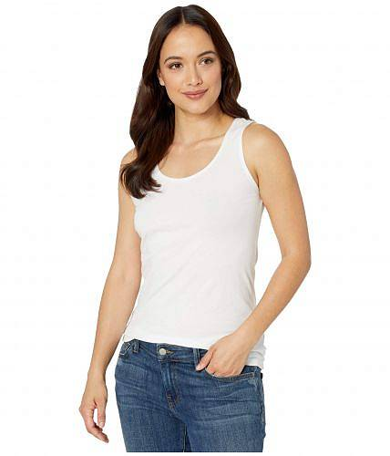 モッドオードック Mod-o-doc レディース 女性用 ファッション トップス シャツ Layering Tank - White