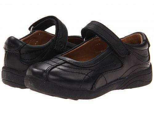 送料無料 Stride Rite ストライドライト 子供靴 フラットシューズ 女の子用 キッズシューズ Stride Rite ストライドライト Claire (Toddler/Little Kid) - Black
