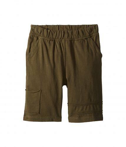 送料無料 Chaser Kids 男の子用 ファッション 子供服 ショートパンツ 短パン Chaser Kids Extra Soft Shorts with Strappings (Little Kids/Big Kids) - Mountain