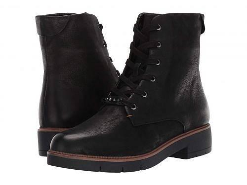 送料無料 ドクターショール Dr. Scholl's レディース 女性用 シューズ 靴 ブーツ レースアップブーツ Guild Combat Boot - Original Collection - Black