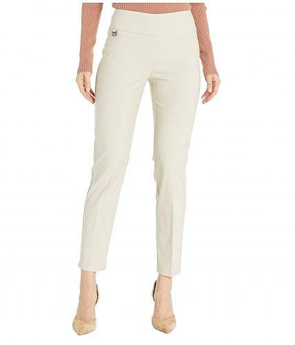 Lisette L Montreal レディース 女性用 ファッション パンツ ズボン Solid Magical Lycra Ankle Pants - Beige