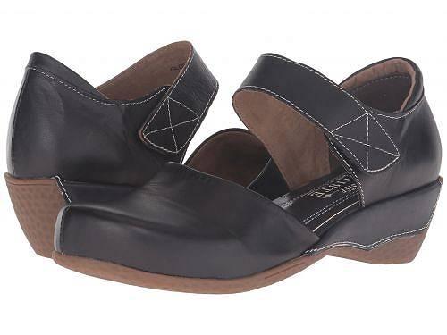 送料無料 ラーティスト L'Artiste by Spring Step レディース 女性用 シューズ 靴 ヒール Gloss - Black