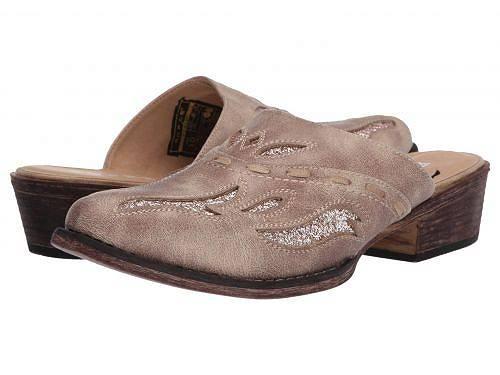 ローパー Roper レディース 女性用 シューズ 靴 クロッグ ミュール Beth Snip Toe - Tan Faux Leather