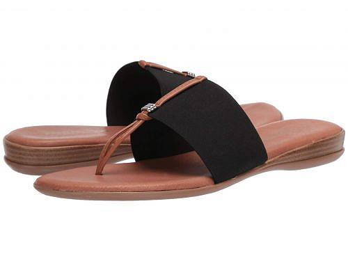 送料無料 Andre Assous レディース 女性用 シューズ 靴 サンダル Nice - Black