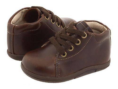 ストライドライト Stride Rite 男の子用 キッズシューズ 子供靴 オックスフォード SRT Elliot (Infant/Toddler) - Brown