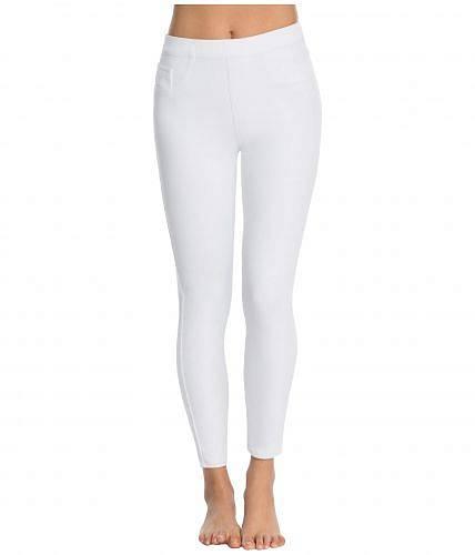 スパンクス Spanx レディース 女性用 ファッション ジーンズ デニム Jean-ish Ankle Leggings - White